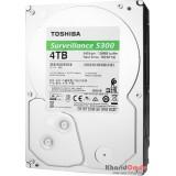 هارد دیسک اینترنال اصلی Toshiba مدل 4TB HDWT740 Surveillance S300