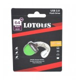 فلش Lotous مدل 64GB Maple