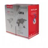 کابل شبکه CAT6 FTP طول 305 متر 2020TSCO
