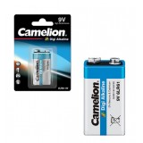 باتری کتابی Camelion مدل Digi Alkaline کارتی