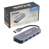 هاب 4 پورت USB3.0 برند D-Link مدل DUB-1340