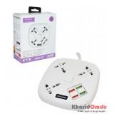 رابط برق + فست شارژ USB کلومن Koluman مدل KS-C1