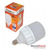 لامپ ال ای دی 30 وات آذرنام کد M-606 سرپیچ E27