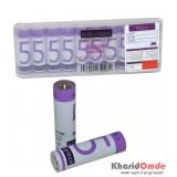 باتری قلمی KOLUMAN بسته (10 تایی) AA LR6