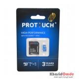 رم موبایل پروتاچ (ProTouch) مدل 16GB MicroSD 667X USH-I V30 U3 A1