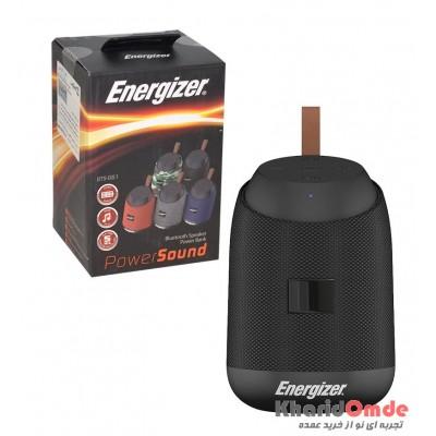 اسپیکر بلوتوث رم خور انرجایزر (Energizer) مدل BTS-061