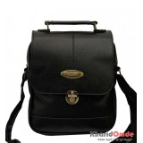 کیف دوشی چرم مدل B3