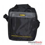 کیف دوشی پارچه ای برند caterpillar مدل 127