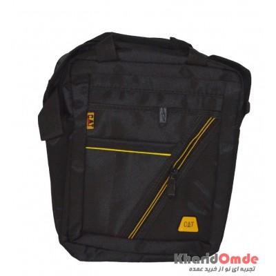 کیف دوشی پارچه ای برند CAT مدل 125