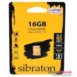 رم موبایل Sibraton مدل 16GB MicroSDHC U1 580X 85MB/S