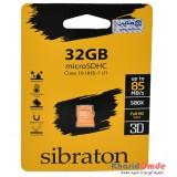 رم موبایل Sibraton مدل 32GB MicroSDHC U1 580X 85MB/S
