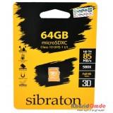 رم موبایل Sibraton مدل 64GB MicroSDHC U1 580X 85MB/S