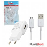 شارژر اورجینال سامسونگ (Samsung) + کابل micro USB مدل IMC S4 2096