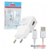 شارژر اورجینال سامسونگ (Samsung) + کابل micro USB مدل IMC S5 5845 (سرکارتن)