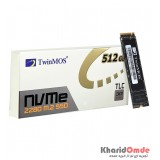 هارد SSD 512GB M.2 توین موس (TwinMOS) مدل NVME 2280