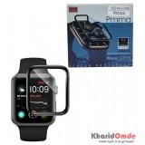 محافظ صفحه ساعت هوشمند PMMA مدل APPEL WATCH 42 mm