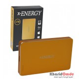 هارد اکسترنال ایکس انرژی (x-ENERGY) گلد USB 3.0 یک ترابایت