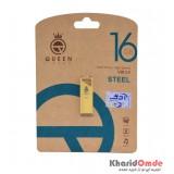 فلش Queen Tech مدل 16GB STEEL