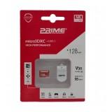 رم موبایل Prime 128GB MicroSDXC U3 95MB/S + رم ریدر