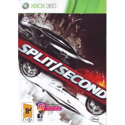 بازی Split Second (XBOX)