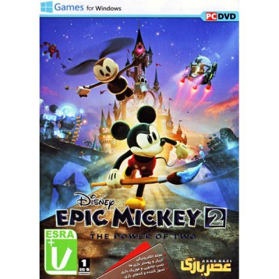 EPIC MICKEY 2 : The Power Of Two