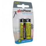 باتری قلمی MaxPhone مدل AA R6P