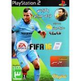 FIFA 16 PS2 به همراه لیگ برتر 94-95 با گزارش مزدک میرزایی