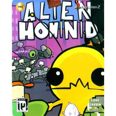 Alien Hominid (آدم فضایی)