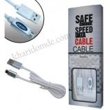 کابل Micro USB سامسونگ مدل AT14 سفید کد 343