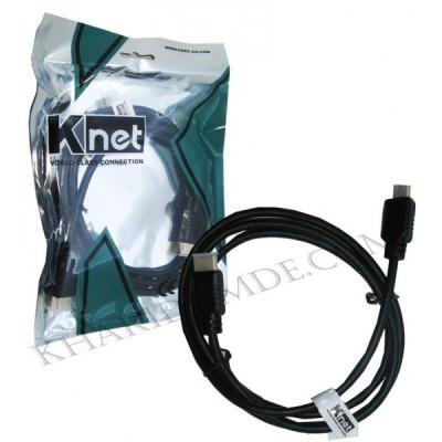 کابل 3D 1.4 HDMI طول 3 متر Knet