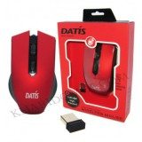 موس بی سیم DATIS مدل BD03 قرمز