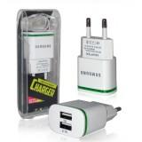 شارژر USB دو پورت SAMSUNG