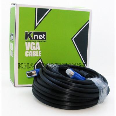 کابل VGA طول 20 متر Knet
