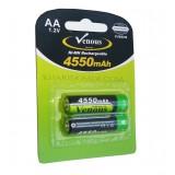 باتری قلمی شارژی Venous مدل PVBSH8 4550mAh
