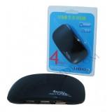 هاب 4 پورت اسلیم USB 2.0 مدل HT-198B