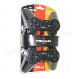 دسته بازی دوبل ساده PARADISE مدل PR-MX207