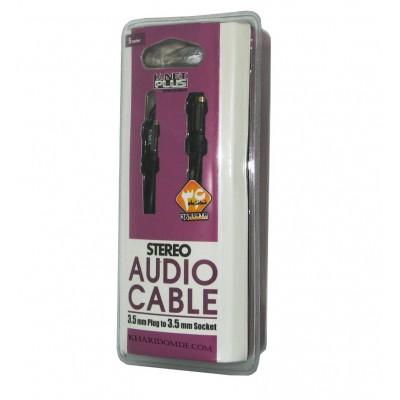 کابل افزایش طول صدا 5 متری Knet Plus