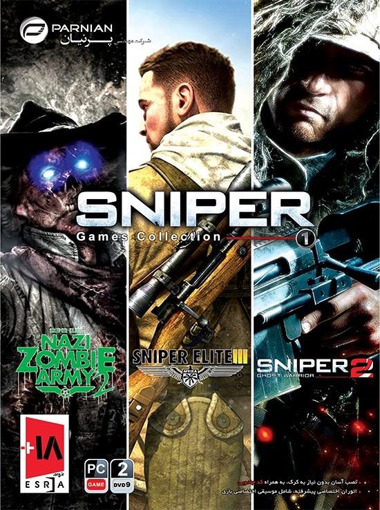فروش بازی Sniper Games Collection 1