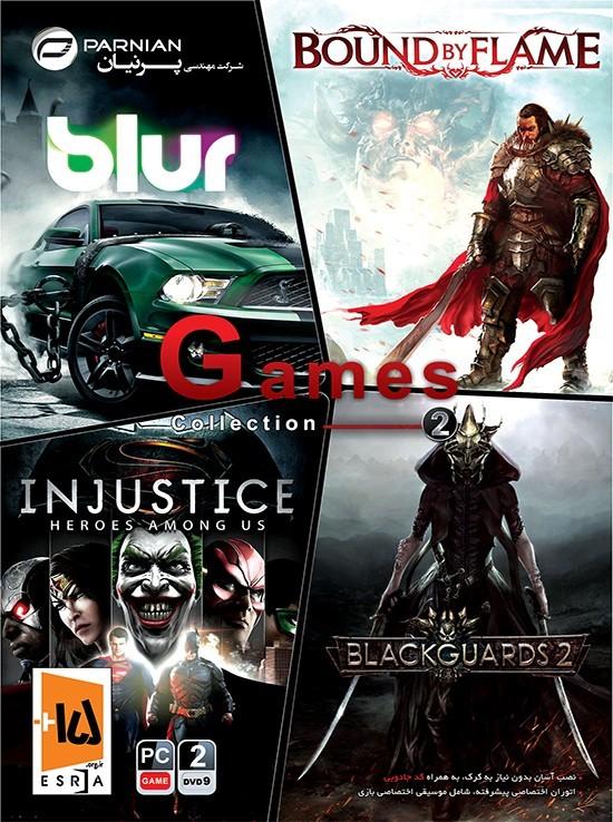 فروش بازی Games Collection 2